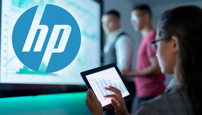 HP y la transformación digital a gran escala